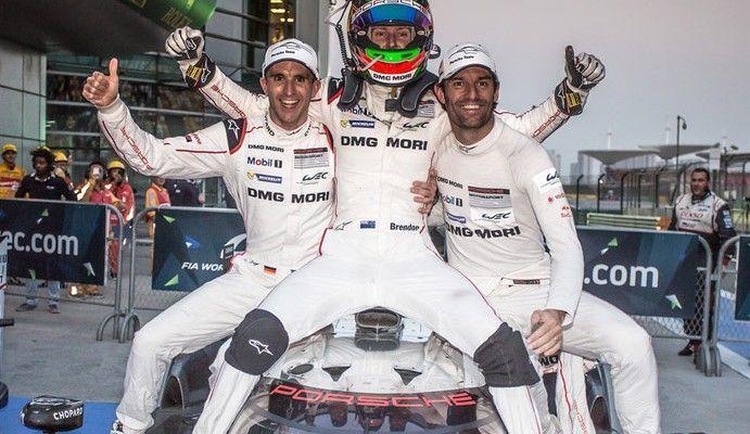 PORSCHE TEAM / DEU / Porsche 919 Hybrid - Hybrid / Timo Bernhard (DEU) / Mark Webber (AUS) / Brendon Hartley (NZL) -