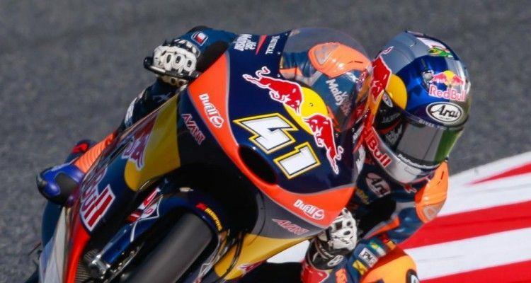 Brad Binder 41 2017 moto gp
