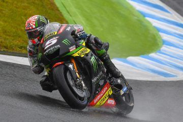 Johann Zarco pole position Motegi