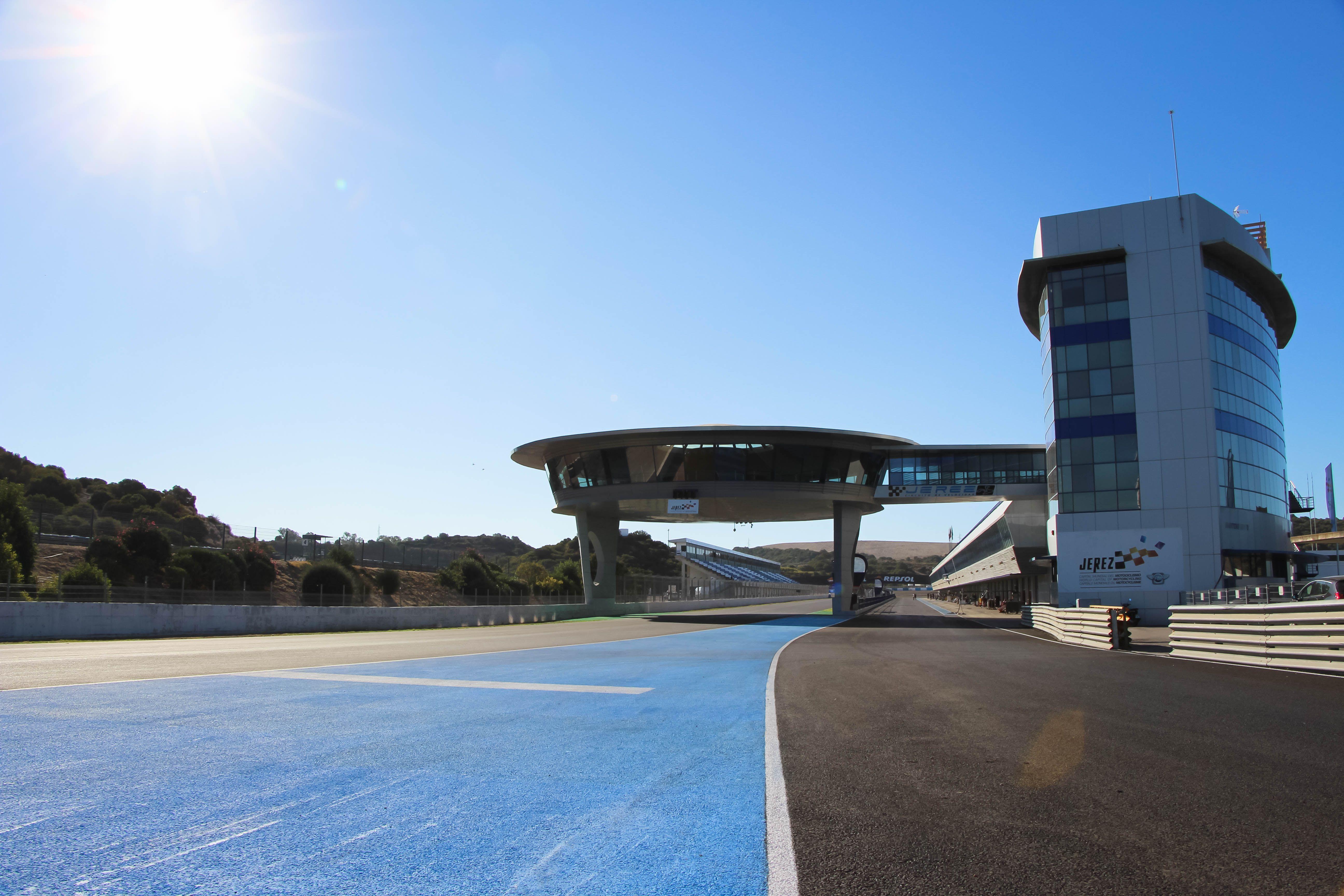 Formula 2 - Round 10: Circuito de Jerez, Spain