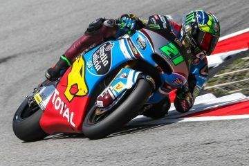 morbidelli logra pole position