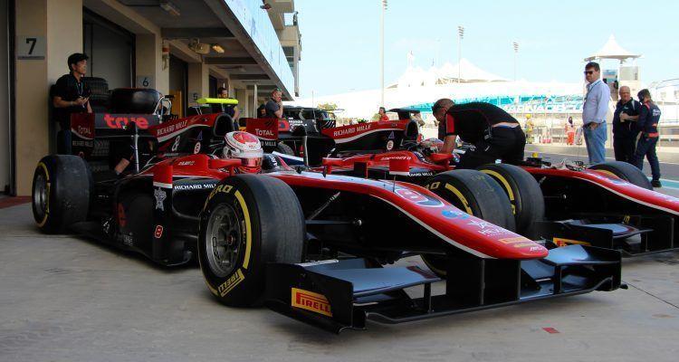 Alexander Albon leads FP in Abu Dhabi