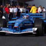 Copyright: Benetton Formula