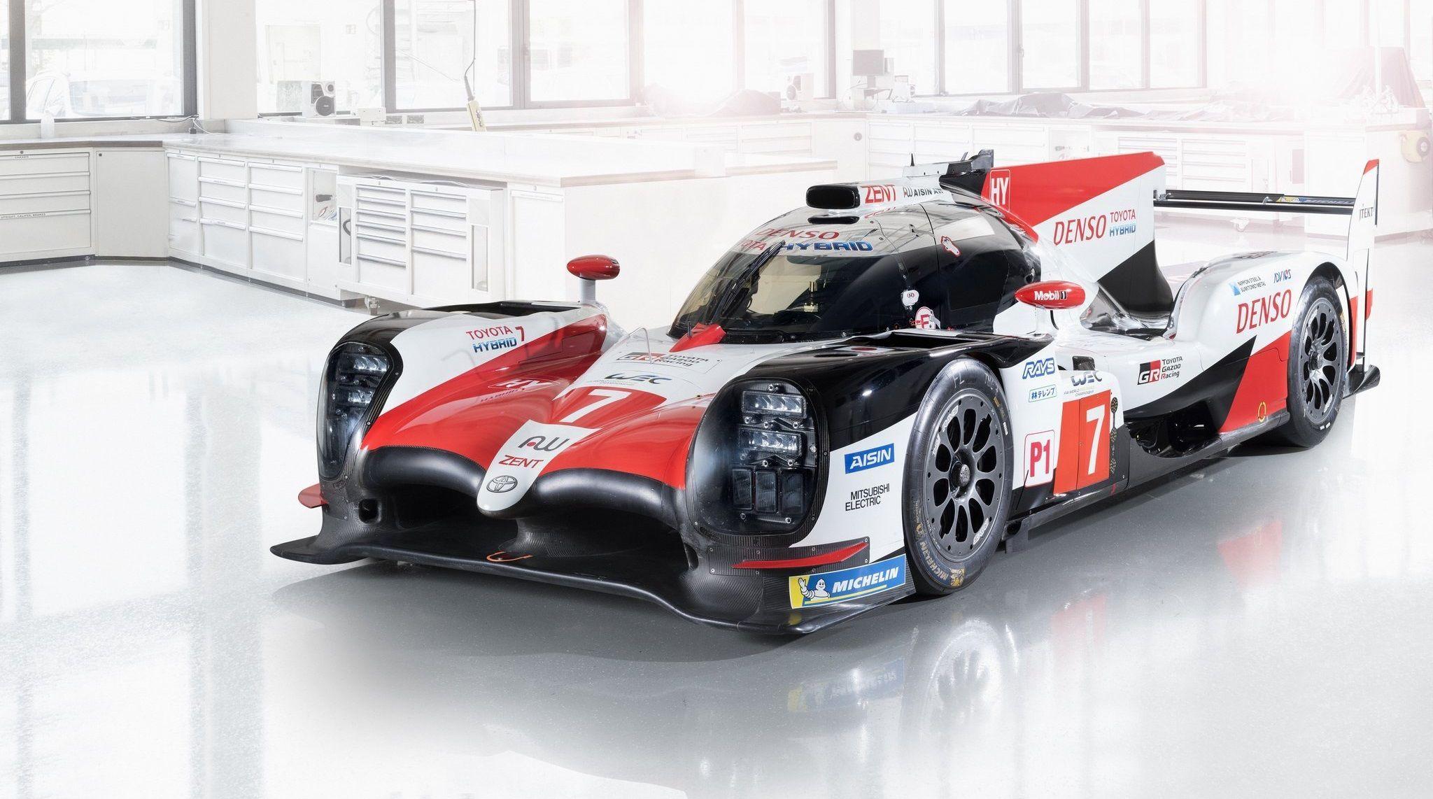 Sports Car · WEC