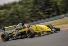 31 LUNDGAARD Christian (ned), FR 2.0 Eurocup Renault team MP motorsport, action during the 2018 Eurocup Formula Renault 2.0 at Spa Francorchamps, Belgium, july 26 to 29 - Photo Francois Flamand / DPPI