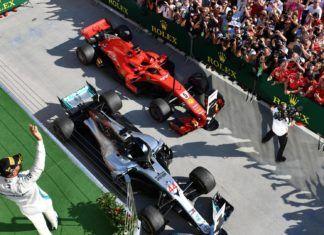 Mercedes and Ferrari. James Allison