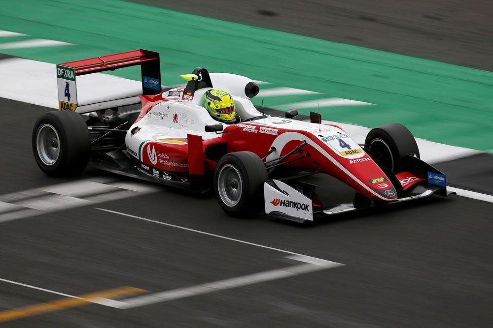 3 Row Truck >> European F3: Schumacher passes Scherer to win Race 2 at Silverstone