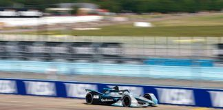 Formula E Gen2 car