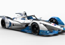 2018/19 BMW Formula E car