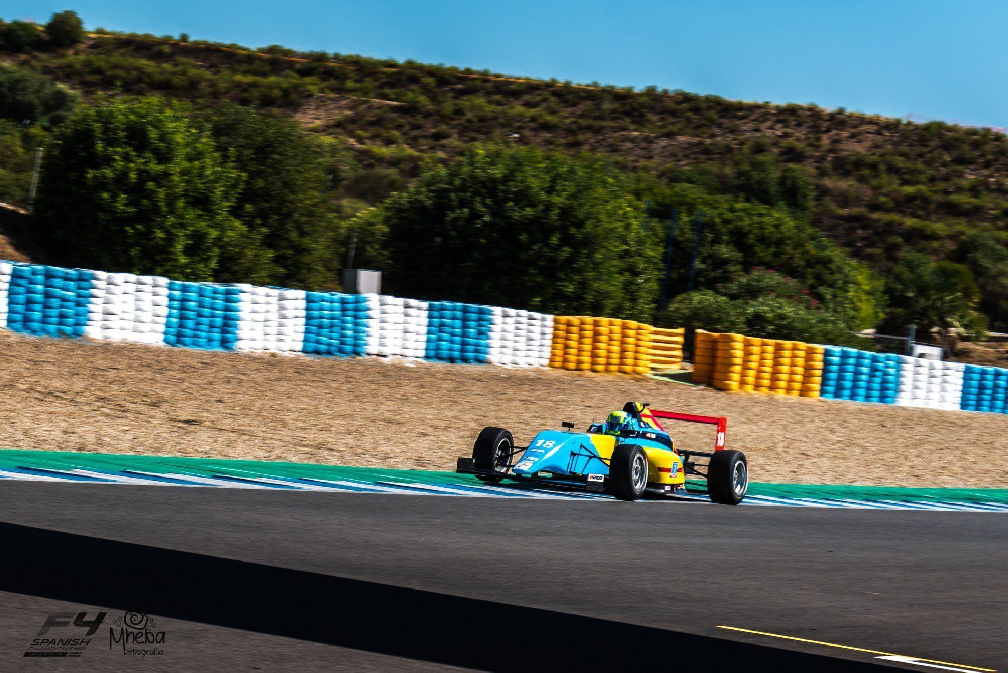 Guillem Pujeu / Copyright: F4 Spanish Championship
