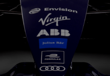 Virgin Racing Audi