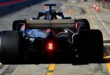 FIA approves rear endplates light