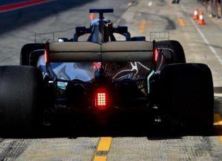 FIA approves rear endplates light