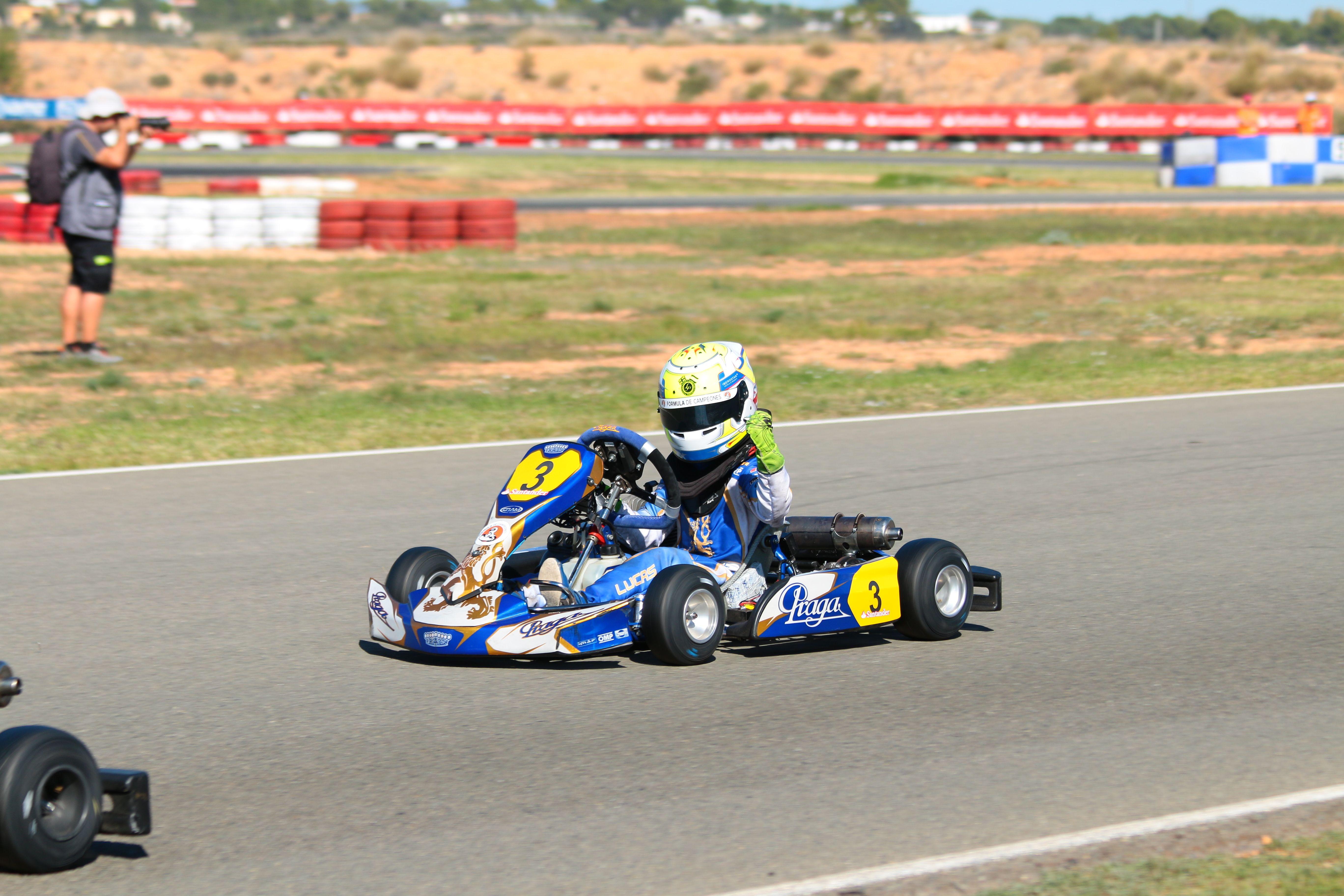 Lucas Fluxá // Copyright: Formula Rápida / Arnau Viñals