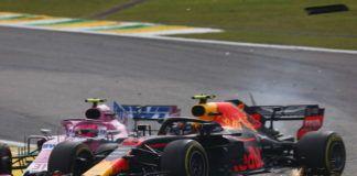 Max Verstappen, Esteban Ocon - Ross Brawn