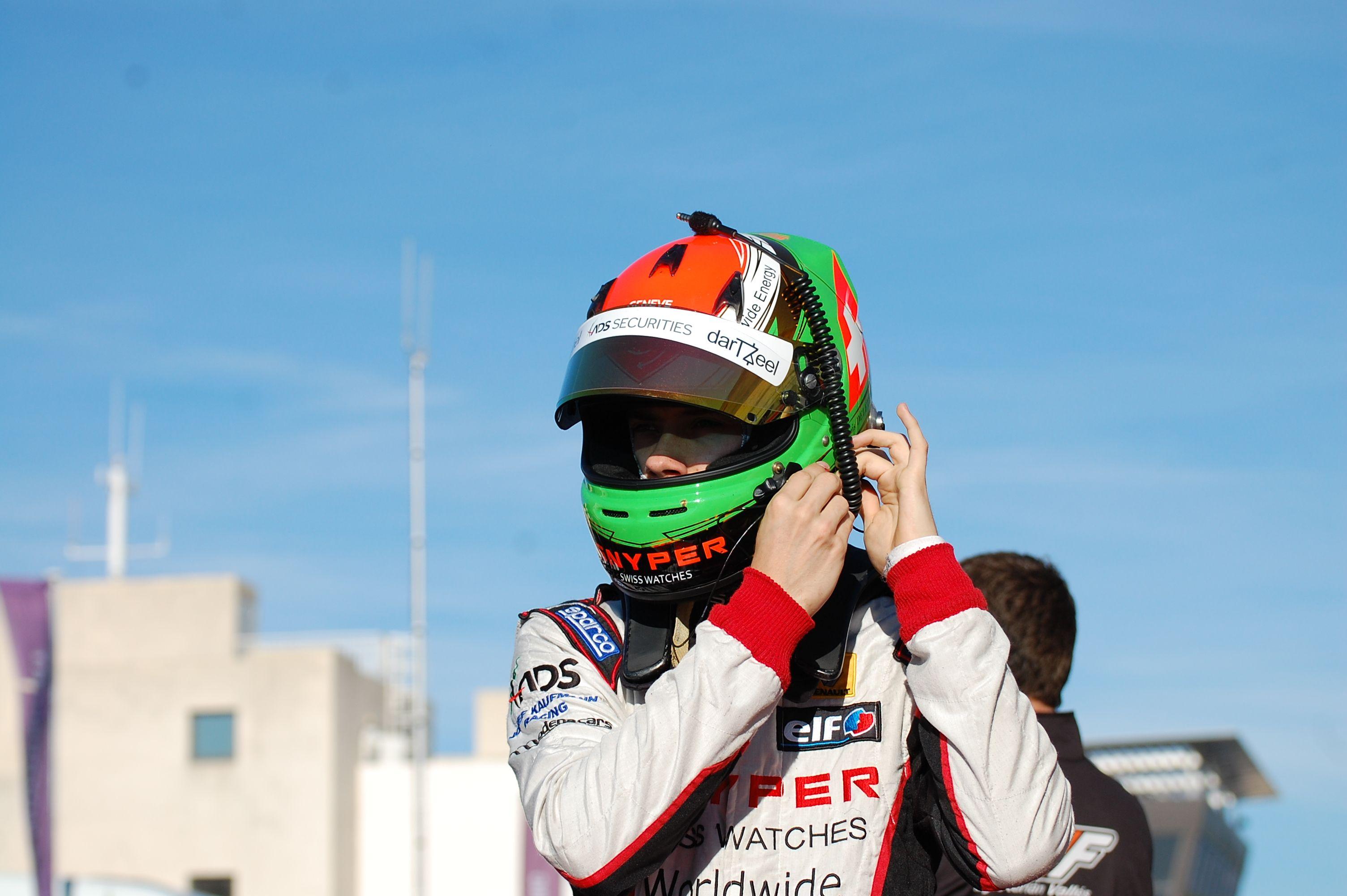 Louis déletraz, josef kaufmann racing, eurocup formula renault 2.0,