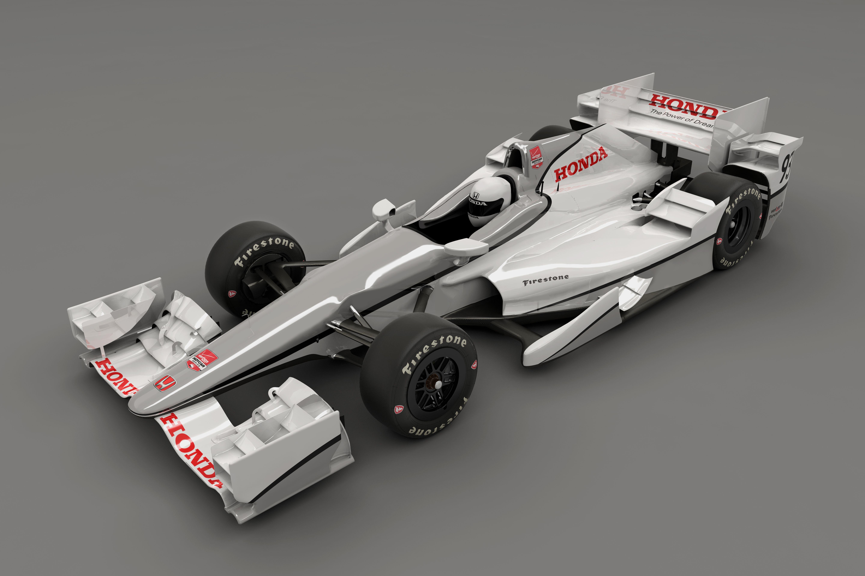 Honda Unveils 2017 Aero Kit Design