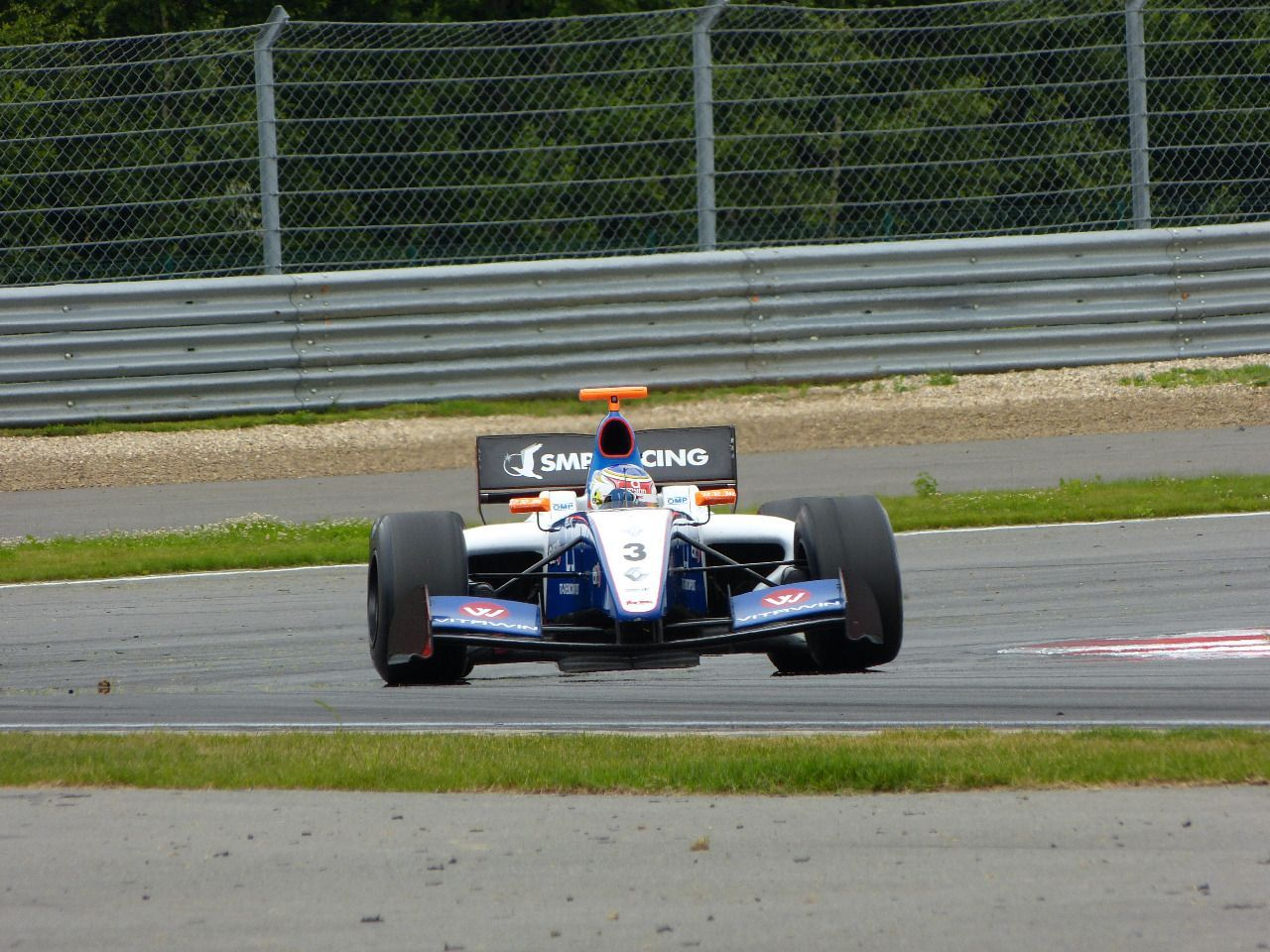Sirotkin Takes The Pole At The Home Round Formularapida Net