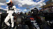 Alonso con Honda