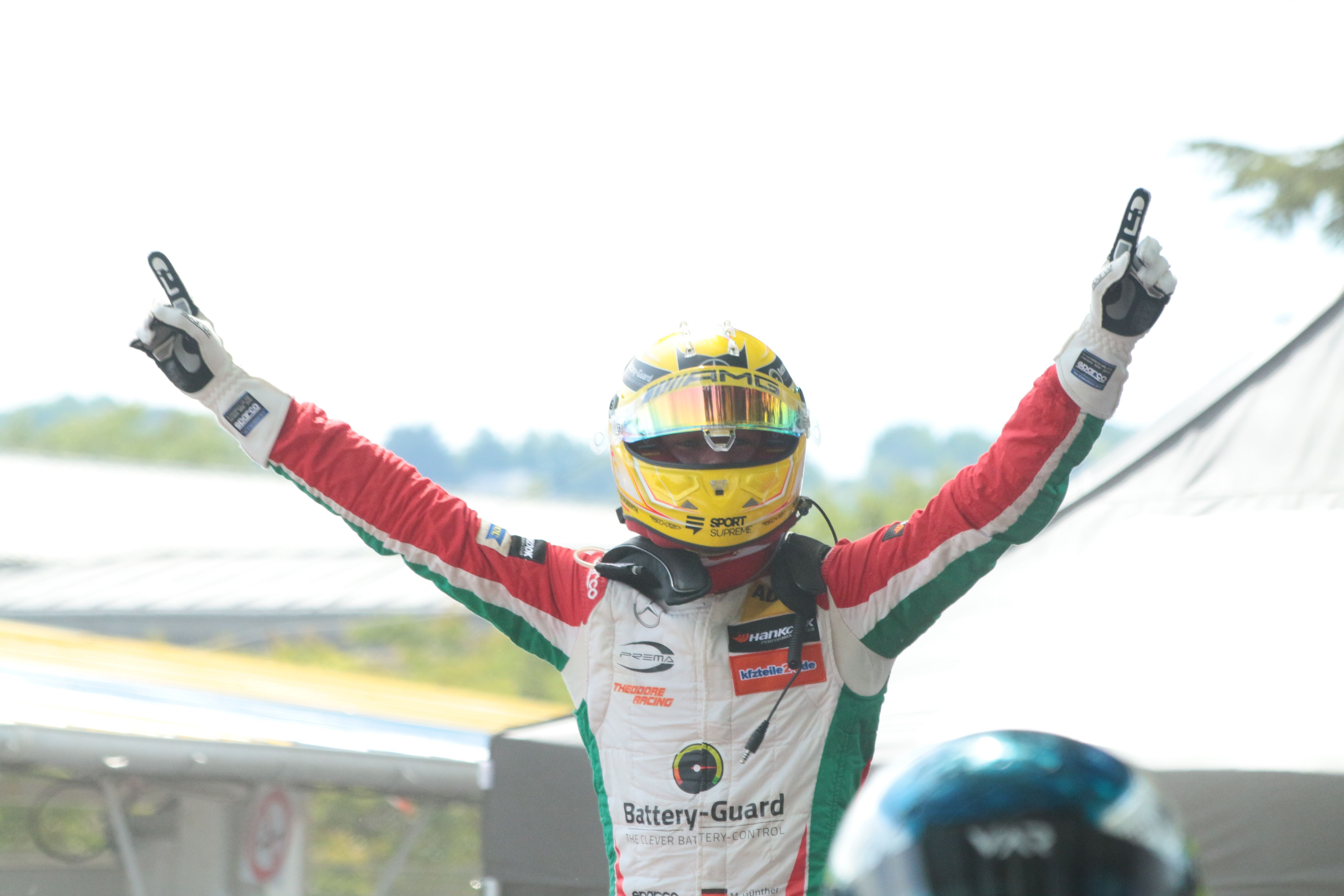 Günther Wins In Pau And Gets Close To The Leaders | FormulaRapida Net