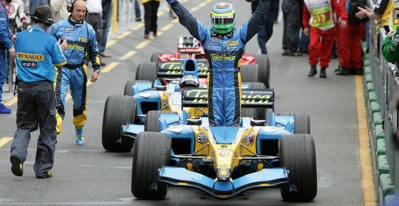 Copyright: Formula 1