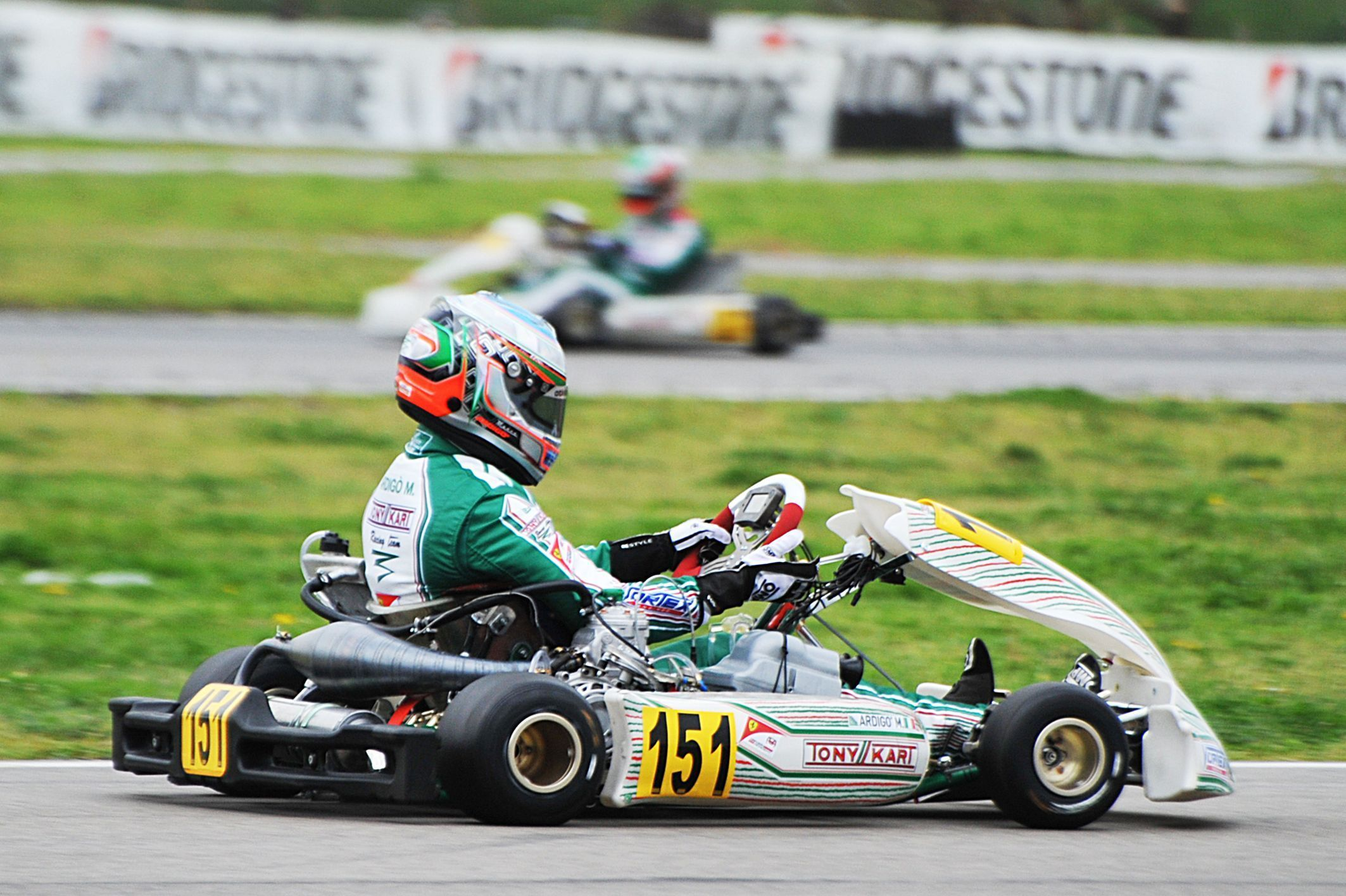 Marco Ardigò triumphs with the new Tony Kart in WSK KZ2