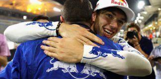 Copyright: Scuderia Toro Rosso Media