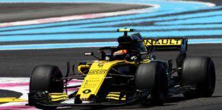 Renault, Carlos Sainz