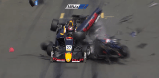 Ameya Vaidyanathan and Dan Ticktum