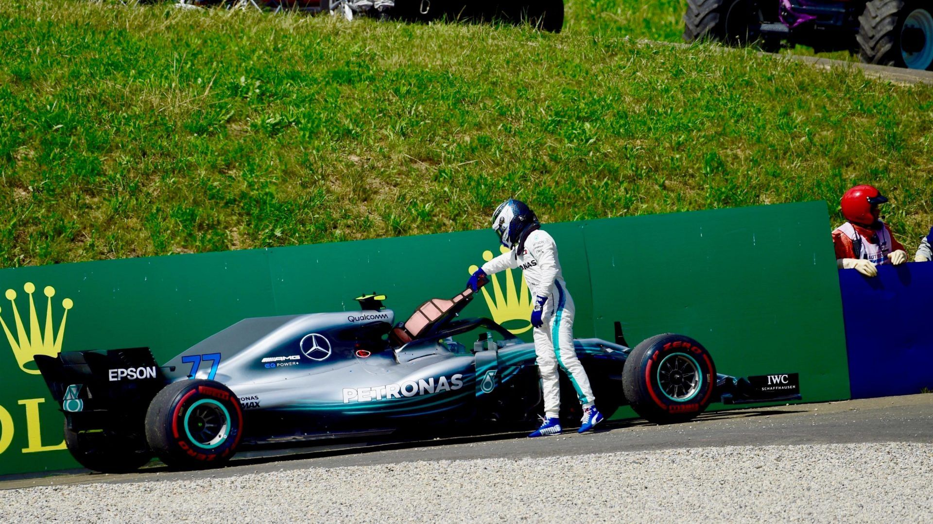 Mercedes: Austria DNFs not related to recent performance