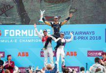 Formula E: Jean-Eric Vergne, Sam Bird