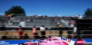 Ultrasoft tyres, Mexico GP