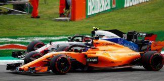 Fernando Alonso, Kevin Magnussen