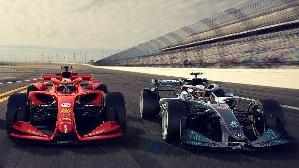 F1 2021 concept