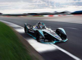 Jaguar Racing I-Type 3