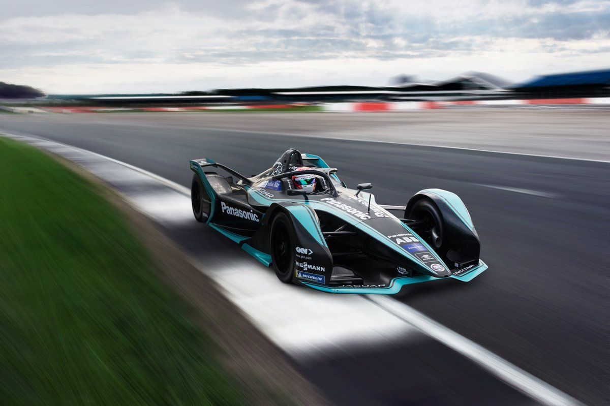 Jaguar Racing I-Type 3