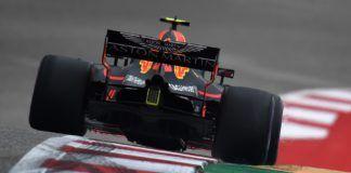 F1 exhaust