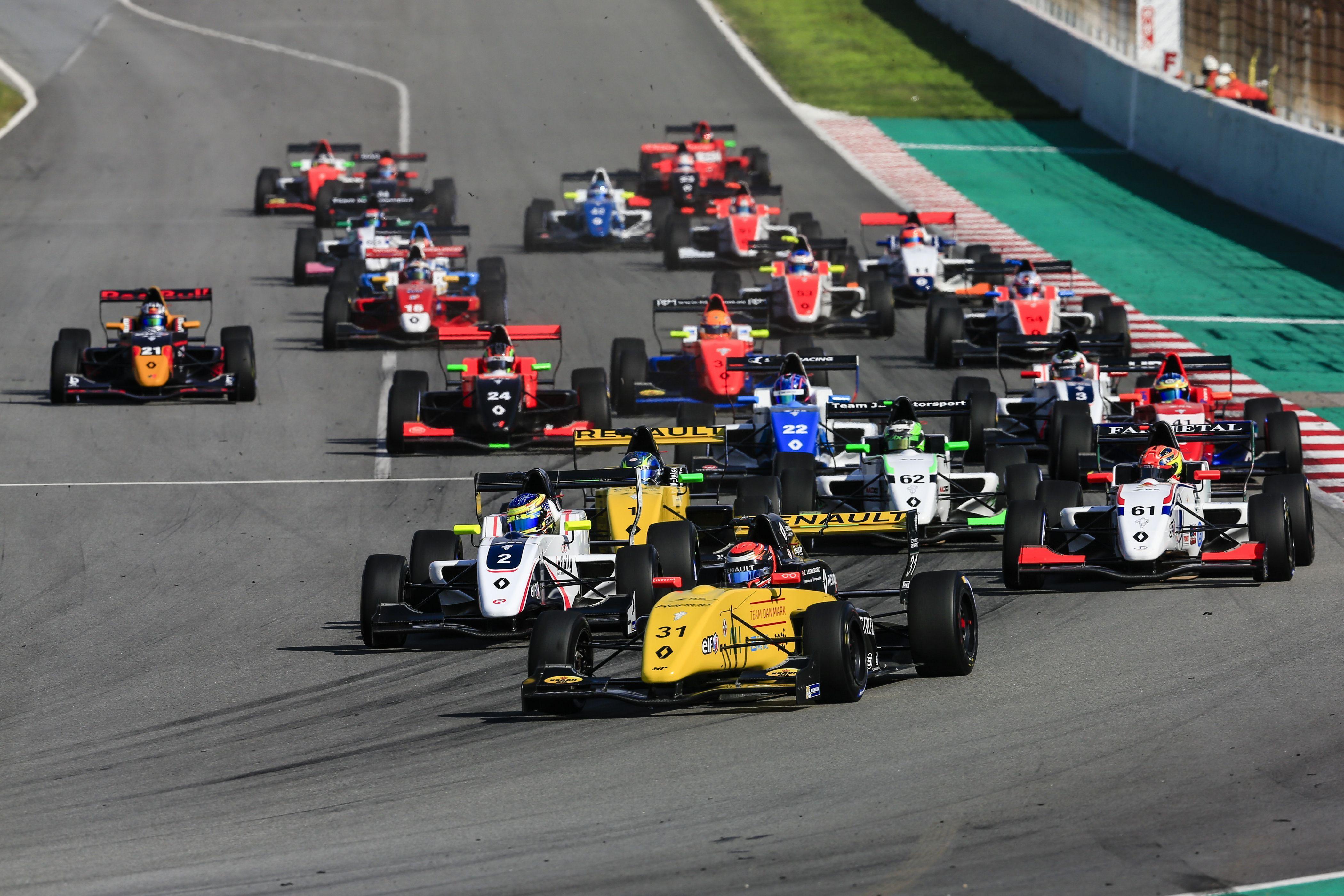 Calendario Eurocup.La Formula Renault Eurocup Anuncia El Calendario De 2019