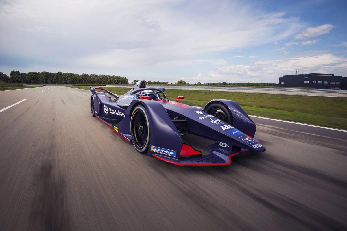 Envision Virgin Racing 2018/19 car