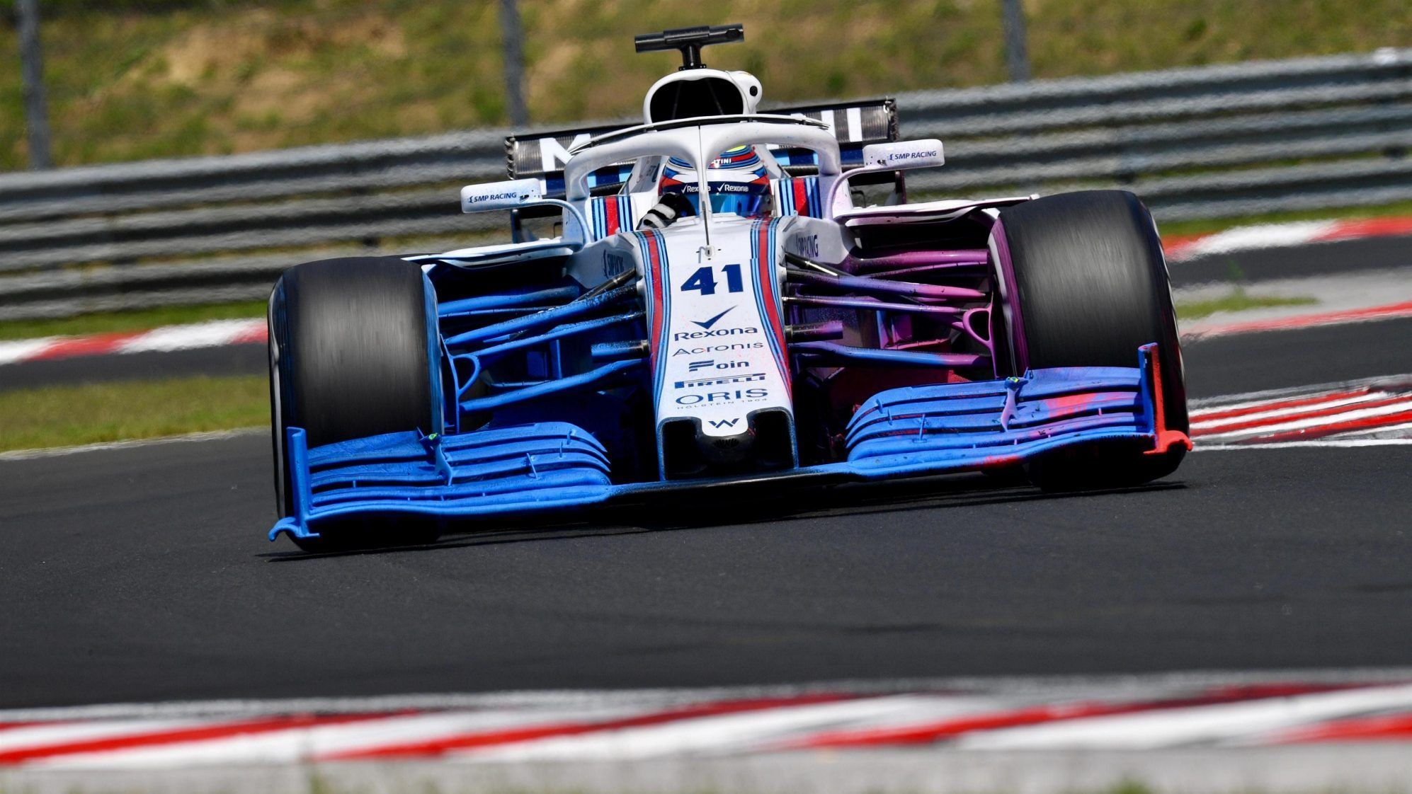 F1 trying to have 'mushroom effect' with 2019 wing changes ...