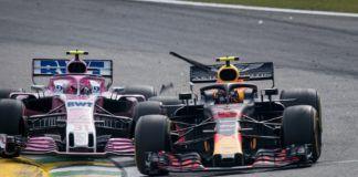 Max Verstappen, Esteban Ocon