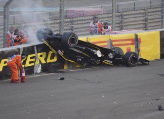 Nico Hulkenberg, Romain Grosjean