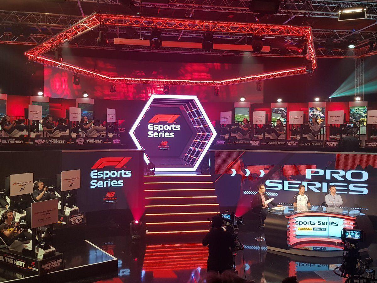 F1 ESports, Brendon Leigh