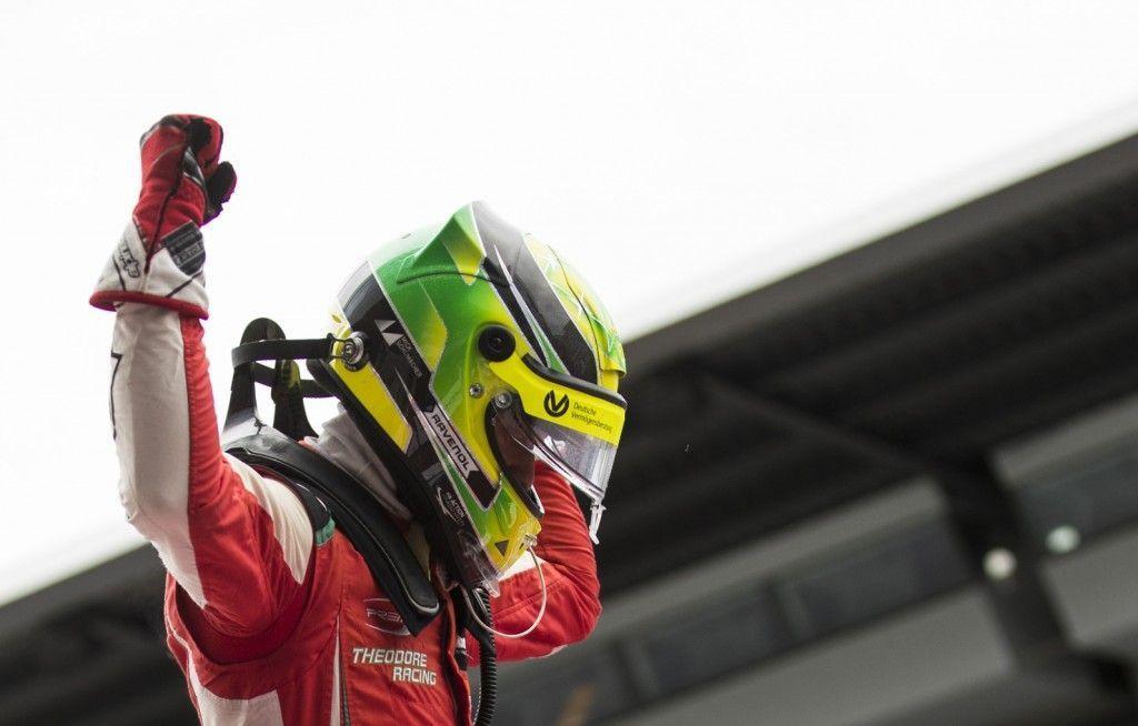 Mick Schumacher, F3