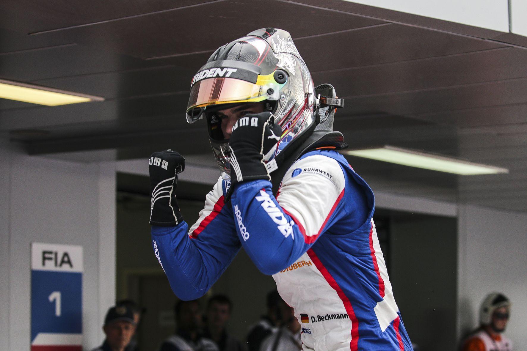 David Beckmann, GP3
