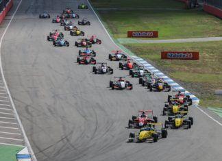 Formula Renault NEC race