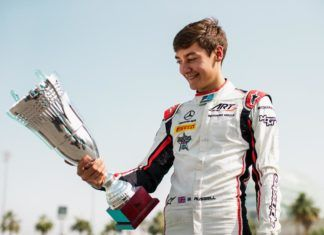 George Russell, F2