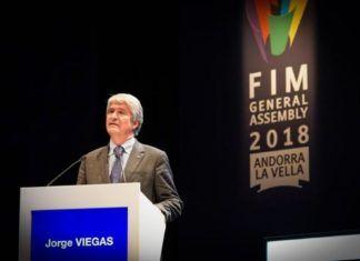 Jorge Viegas, FIM
