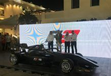 2019 F3 car
