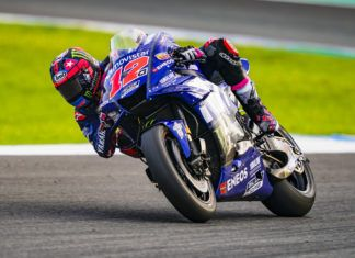 Maverick Vinales, Yamaha